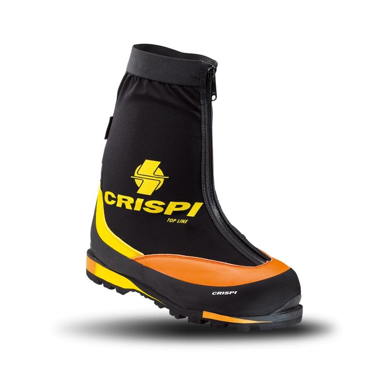 botas de escalada en hielo