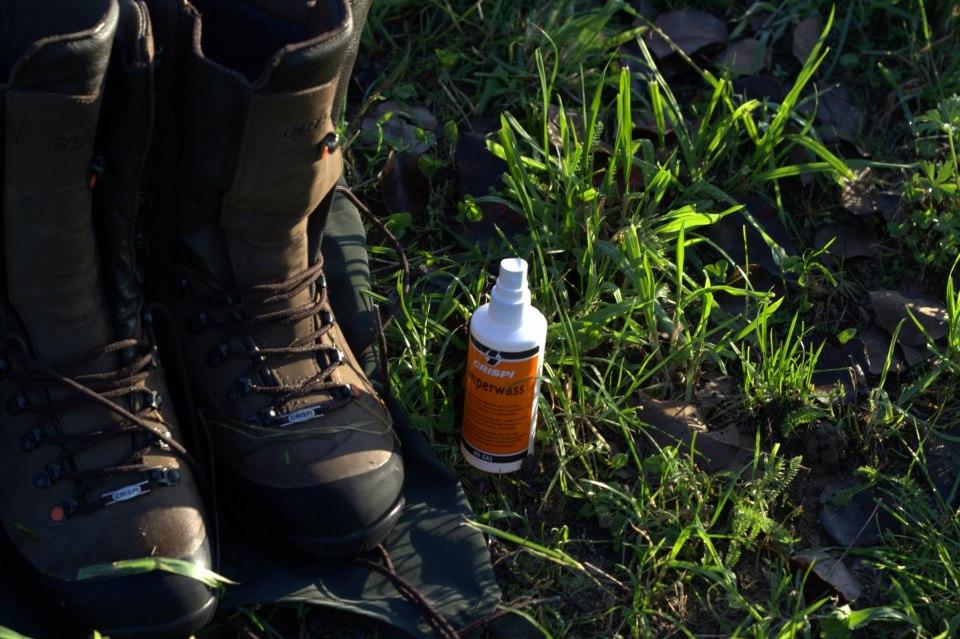 Limpieza y cuidado de las botas de montaña
