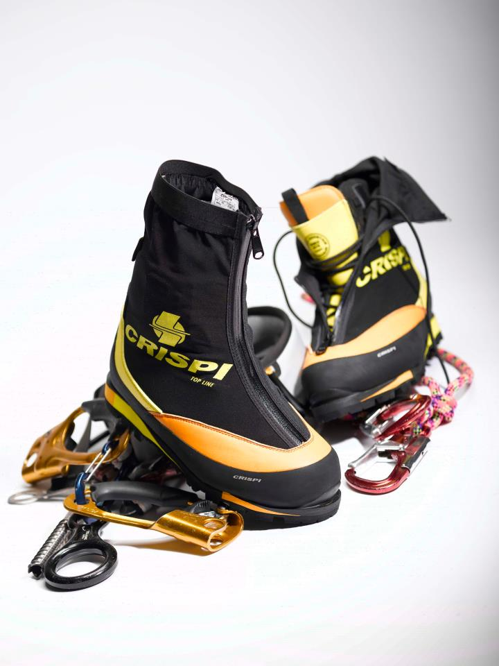 botas de hielo